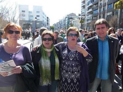EL 8 DE MARZO, FIESTA REIVINDICATIVA