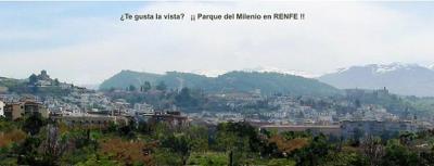 GRANADA NECESITA UN GRAN PARQUE CENTRAL DEL MILENIO EN RENFE
