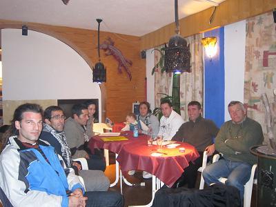 Reunión en Motril de Varadero-Coalición Los Verdes