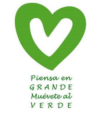 Green heart - Corazón verde