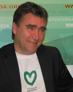 Mario Ortega, nuevo portavoz andaluz de Los Verdes