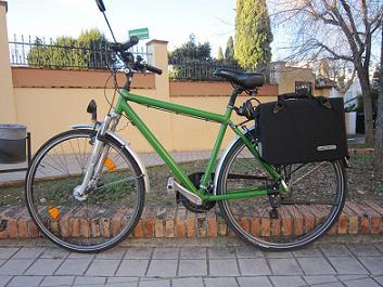Una bici llamada Haley Güey