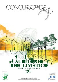 Concurso de ideas Auditorio Bioclimático